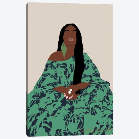 Royalty Canvas Print #DTD55} by Destiny Darcel Canvas Art Print