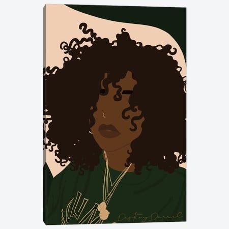 Mood Canvas Print #DTD58} by Destiny Darcel Canvas Art