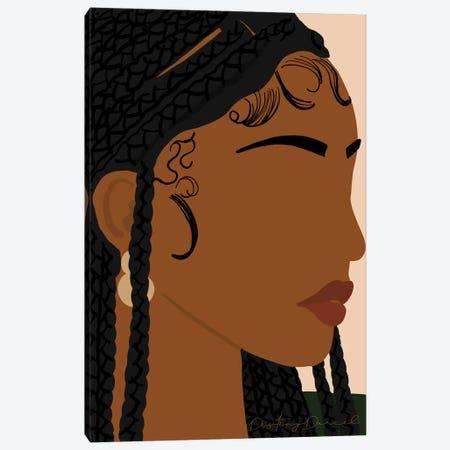 Knotless Canvas Print #DTD60} by Destiny Darcel Canvas Art Print
