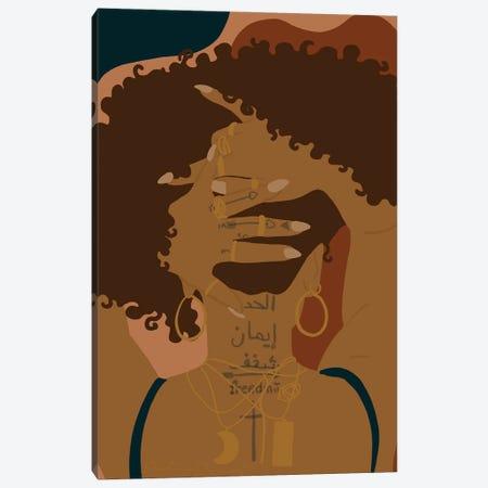 Poeism Canvas Print #DTD61} by Destiny Darcel Canvas Art Print
