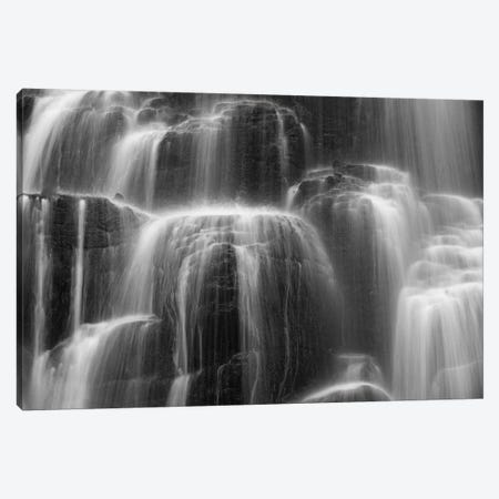 Glimmer Falls Canvas Print #DTH25} by Dautlich Canvas Artwork