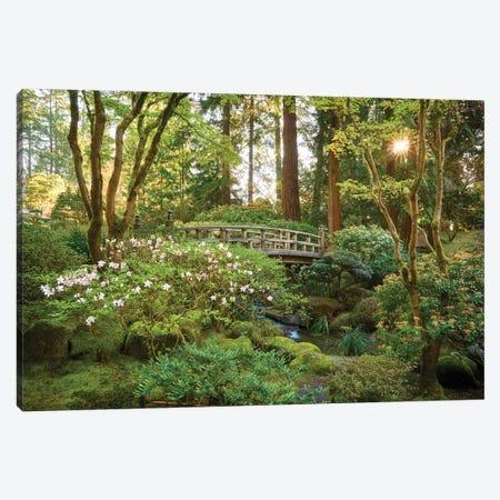 Zen Garden Canvas Print #DTH62} by Dautlich Art Print