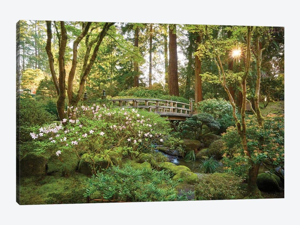 Zen Garden by Dautlich 1-piece Canvas Art