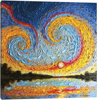 Potiphar's Sky  Canvas Art Print