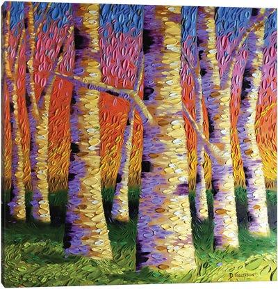 Rainbow Connection  Canvas Art Print