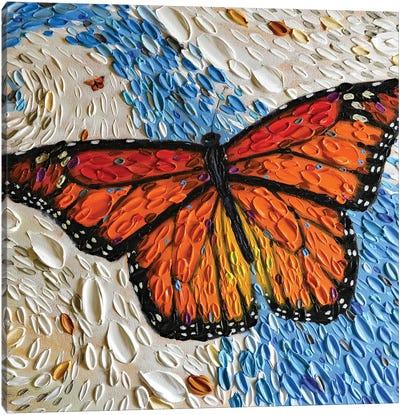 The Monarch Journey II  Canvas Art Print