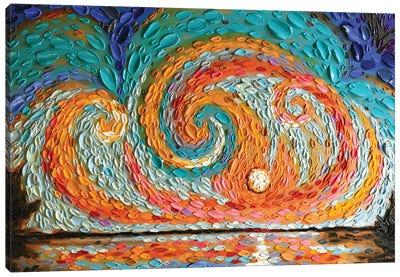 Eli's Sky  Canvas Art Print
