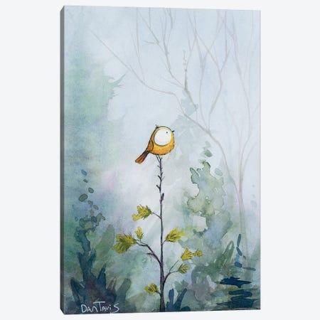 Winter Lookout Canvas Print #DTV51} by Dan Tavis Canvas Art