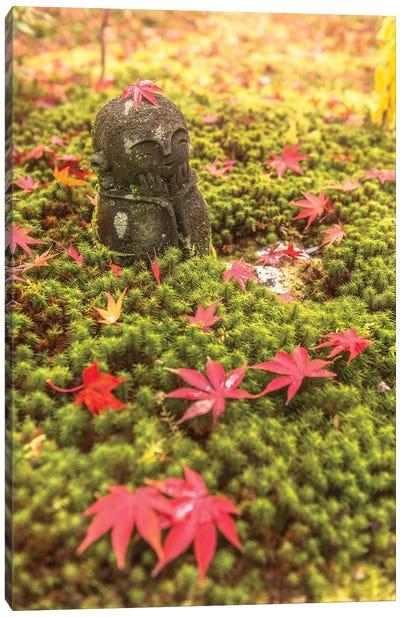 Autumn In Japan X Canvas Art Print