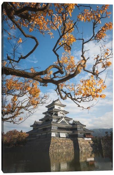 Matsumoto Castle XI Canvas Art Print