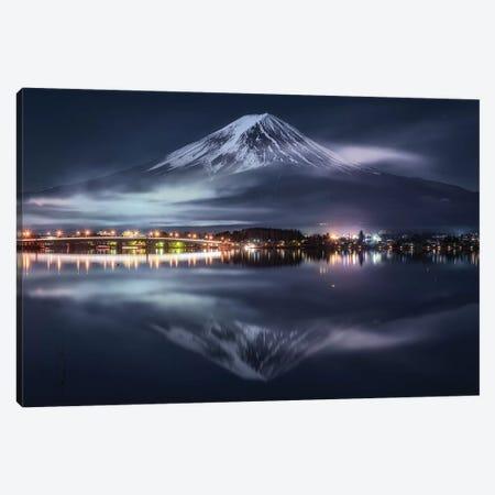 Mount Fuji XIX Canvas Print #DUE114} by Daisuke Uematsu Canvas Artwork