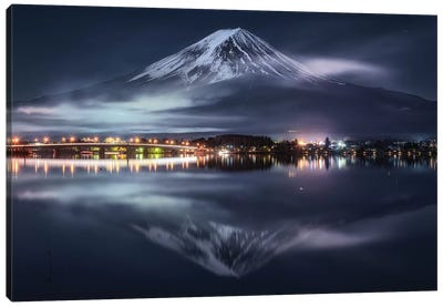 Mount Fuji XIX Canvas Art Print