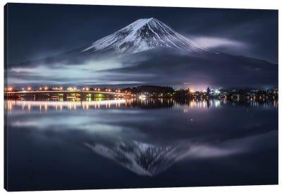Mount Fuji XIX Canvas Art Print