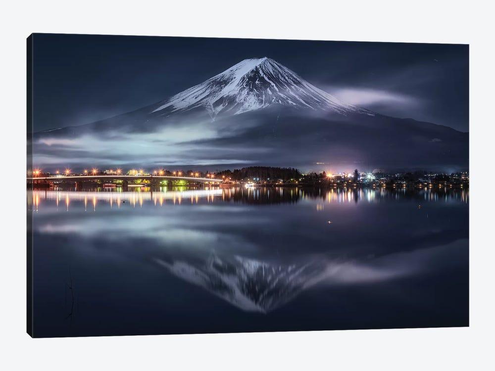 Mount Fuji XIX by Daisuke Uematsu 1-piece Canvas Artwork