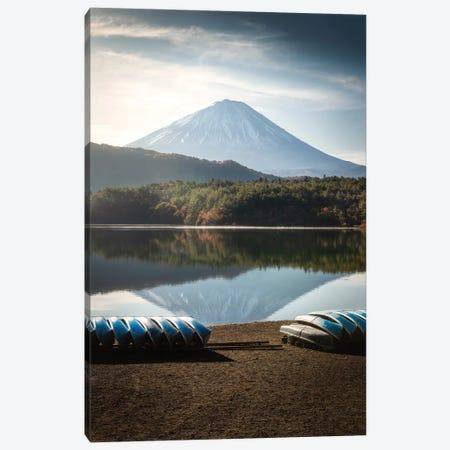 Mount Fuji XXI Canvas Print #DUE119} by Daisuke Uematsu Art Print