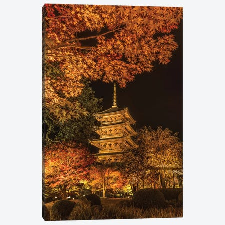 Autumn In Japan XI Canvas Print #DUE11} by Daisuke Uematsu Canvas Wall Art