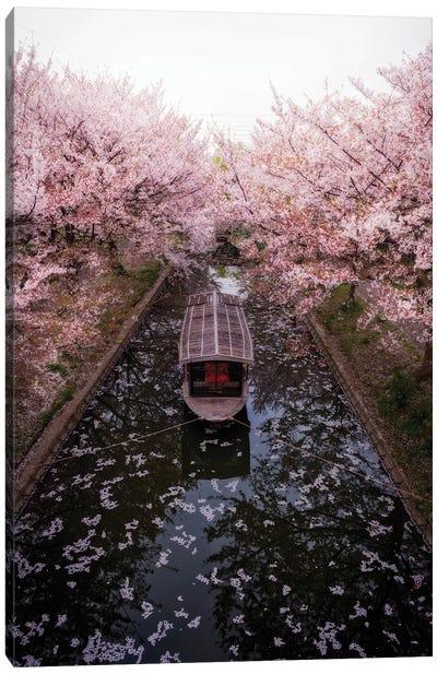 Spring In Japan XXIII Canvas Art Print