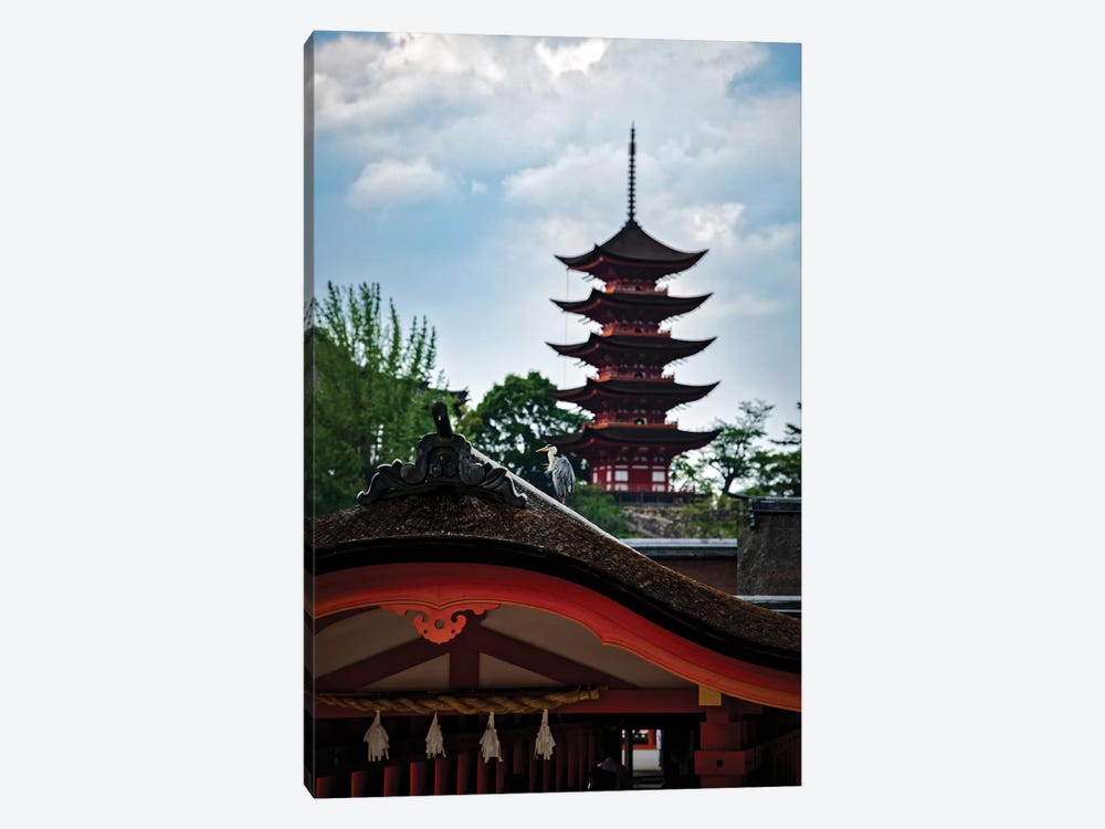 Summer In Japan XV 1-piece Canvas Print