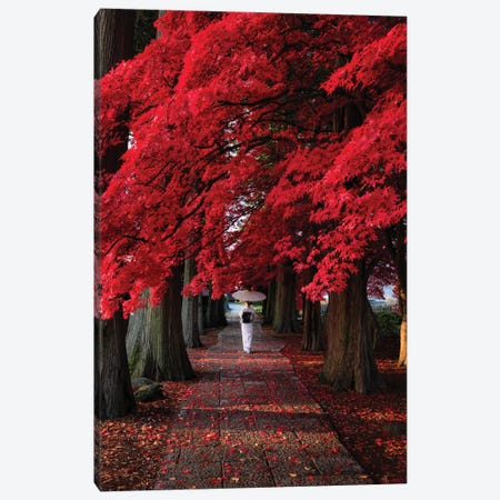 Autumn In Japan XXXIII Canvas Print #DUE135} by Daisuke Uematsu Canvas Wall Art