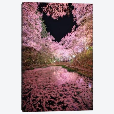 Spring In Japan XXIX Canvas Print #DUE139} by Daisuke Uematsu Canvas Art Print