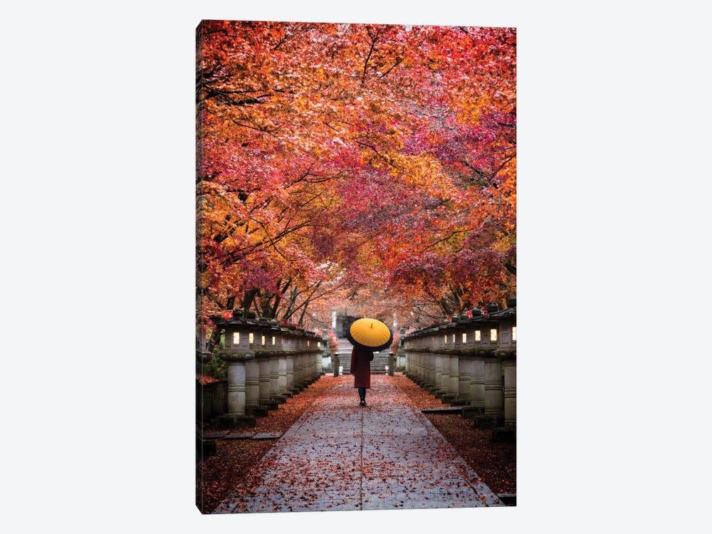 Autumn In Japan XIII by Daisuke Uematsu 1-piece Canvas Art Print