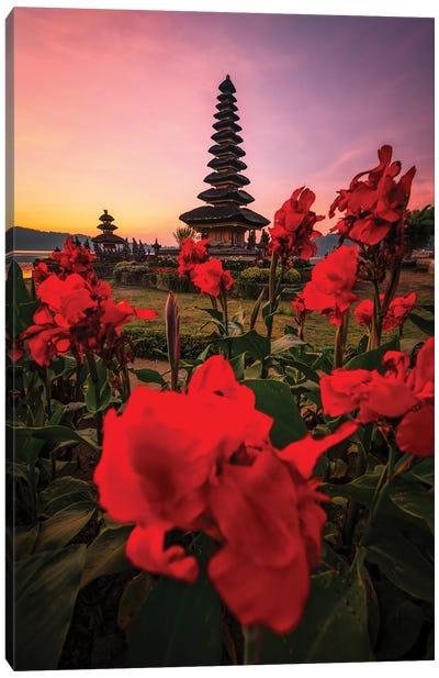 Bali V Canvas Art Print