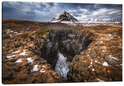 Iceland V Canvas Art Print