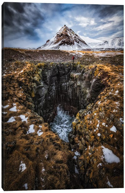Iceland VI Canvas Art Print