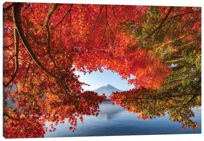 Mount Fuji XXIII Canvas Art Print