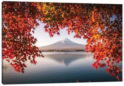 Autumn In Japan XXXV Canvas Art Print