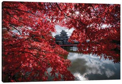 Matsumoto Castle XVII Canvas Art Print