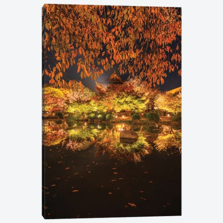 Autumn In Japan I Canvas Print #DUE1} by Daisuke Uematsu Canvas Wall Art
