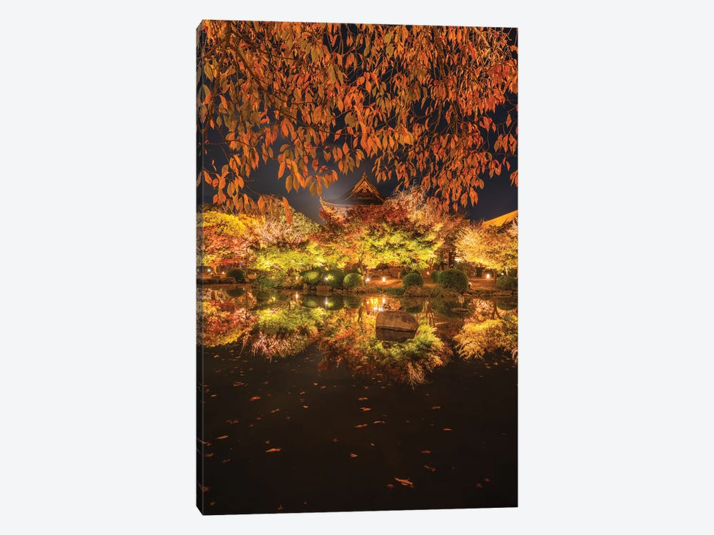 Autumn In Japan I by Daisuke Uematsu 1-piece Canvas Wall Art
