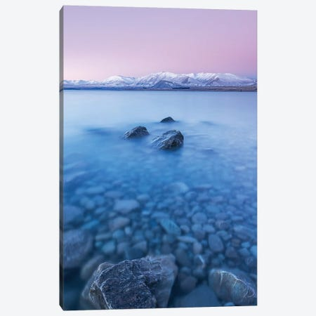Lake Tekapo, New Zealand Canvas Print #DUE24} by Daisuke Uematsu Canvas Artwork