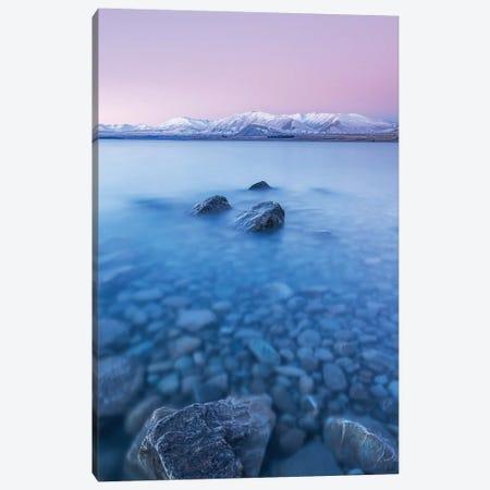Lake Tekapo, New Zealand Canvas Print #DUE24} by Daisuke Uematsu Canvas Artwork