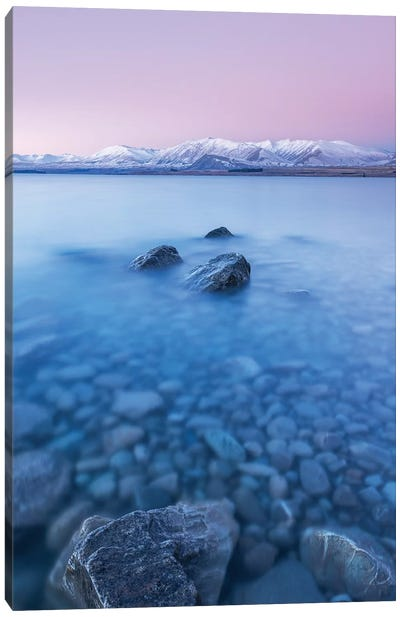 Lake Tekapo, New Zealand Canvas Art Print