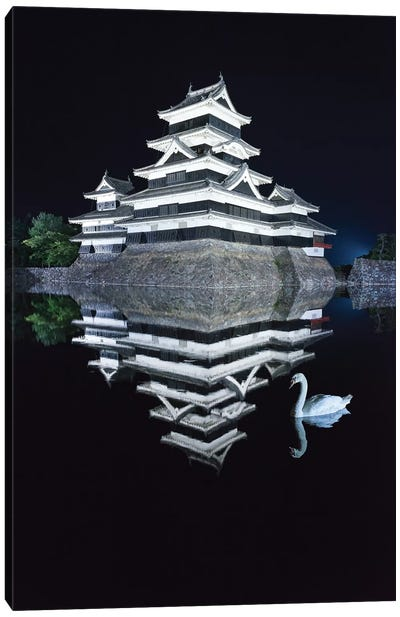 Matsumoto Castle I Canvas Art Print