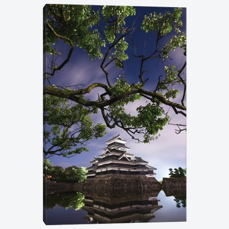 Matsumoto Castle II Canvas Print #DUE26} by Daisuke Uematsu Canvas Art