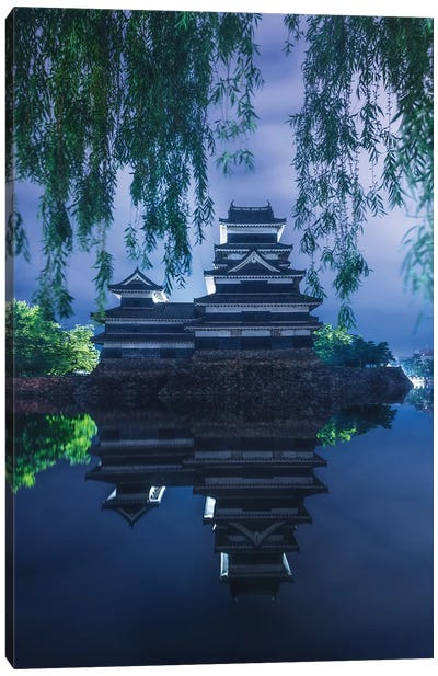 Matsumoto Castle III Canvas Art Print