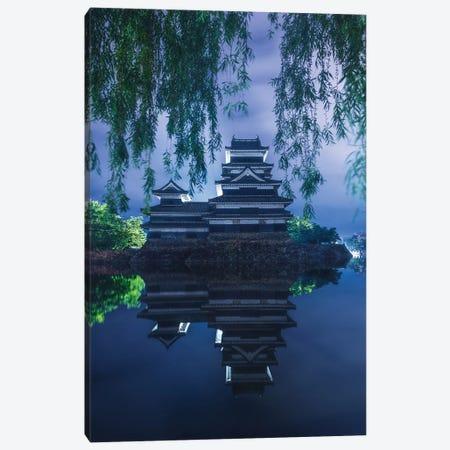 Matsumoto Castle III Canvas Print #DUE27} by Daisuke Uematsu Canvas Wall Art