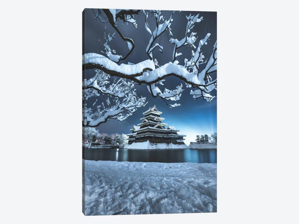 Matsumoto Castle VI by Daisuke Uematsu 1-piece Canvas Wall Art