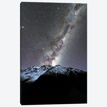 Mount Cook National Park, New Zealand Canvas Print #DUE32} by Daisuke Uematsu Canvas Art