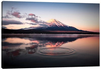 Mount Fuji II Canvas Art Print
