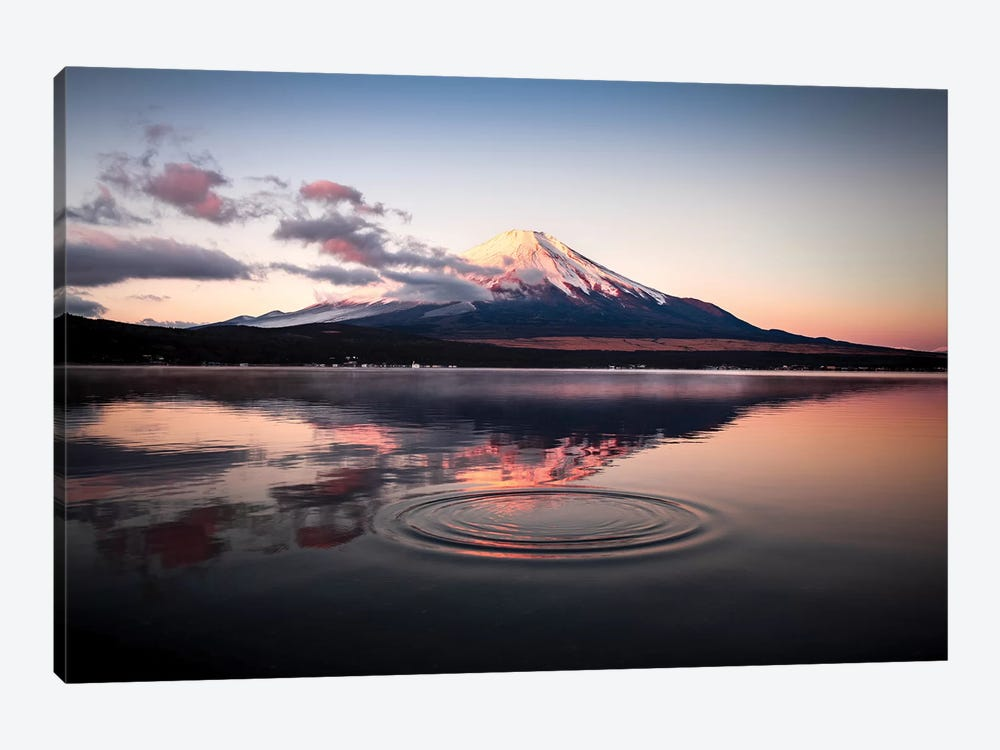 Mount Fuji II by Daisuke Uematsu 1-piece Canvas Wall Art