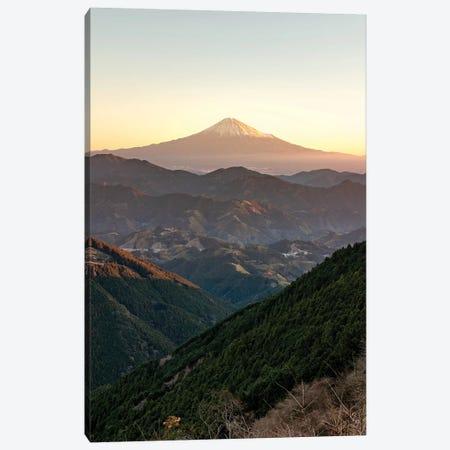 Mount Fuji IV Canvas Print #DUE36} by Daisuke Uematsu Art Print