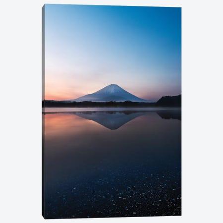 Mount Fuji V Canvas Print #DUE37} by Daisuke Uematsu Canvas Print