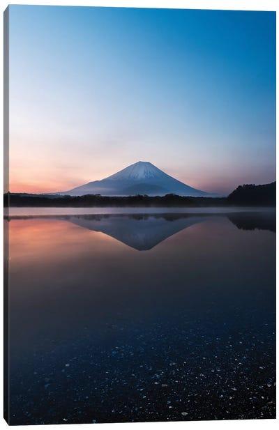 Mount Fuji V Canvas Art Print