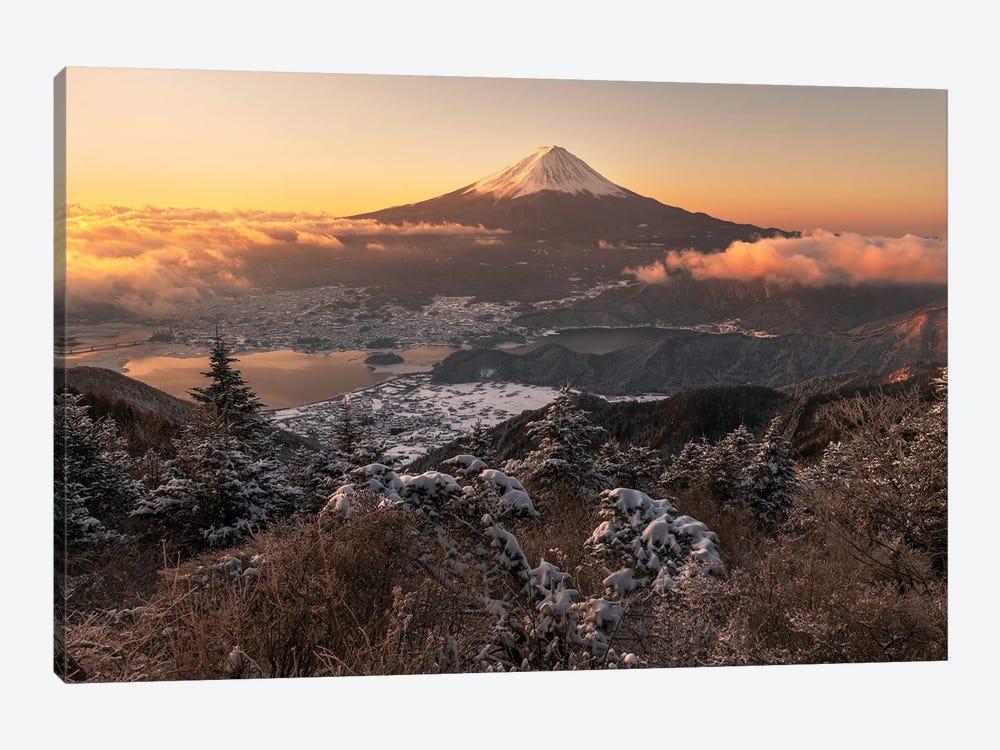 Mount Fuji VI by Daisuke Uematsu 1-piece Canvas Wall Art
