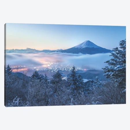 Mount Fuji VII Canvas Print #DUE39} by Daisuke Uematsu Canvas Artwork