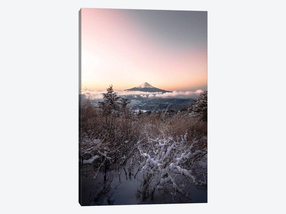 Mount Fuji XII by Daisuke Uematsu 1-piece Canvas Art Print